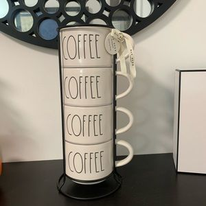 NEW RELEASE RAE DUNN COFFEE STACKERS